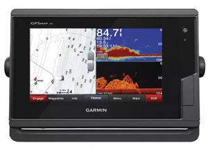 Garmin GPSMAP 742xs Fishfinder Chartplotter/Sonar Combo