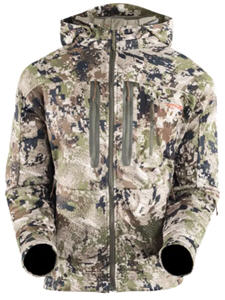 optifade windstopper jacket for men