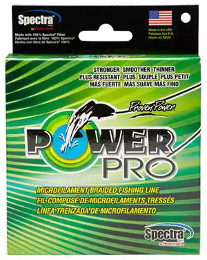 PowerPro Braided Microfilament Line