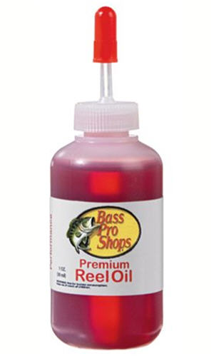 Bass Pro Shops Premium Reel Oil - 1 oz.