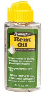 Remington Rem firearm Oil