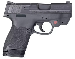 Smith & Wesson M&P Shield M2.0 Semi-Auto Pistol with Crimson Trace Laser Sight