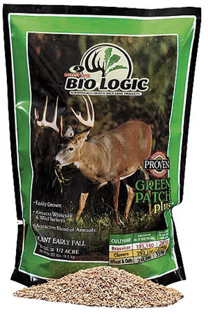 Green Patch Plus Game Seed for Deer