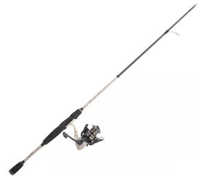 Lew's American Hero Camo Speed Spin Spinning Rod and Reel Combo