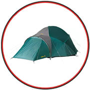 Cabela's Alaskan Guide Model Geodesic 6-person Tent