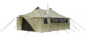 Cabela's Ultimate Alaknak 12'x20' Outfitter Tent