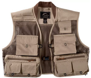 Mesh Fly Fishing Vest