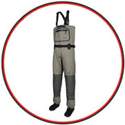Cabela's Osprey II Stocking-Foot Breathable Waders for Men