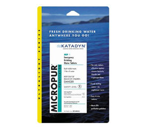 katadyn water purif