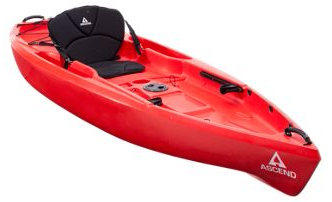 ascend sit on top kayak