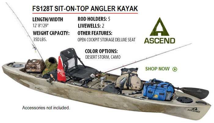 kayak ASCEND1