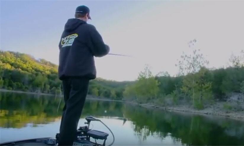 Fishing: Kevin VanDam Shares His Jerkbait Crash-Course