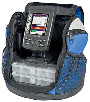 lowrance portable pack