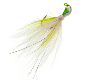 A Guide to Striped Bass Fishing on a Bucktail Jig Lure