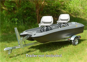 pond prowler boat