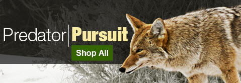 predator pursuit shop banner