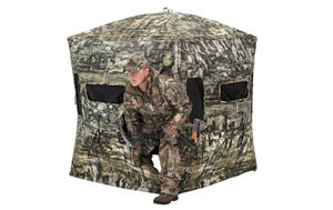 primos ground blind double bull