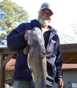 sam rayburn catfish