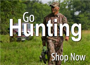 shop hunting gear at Bass Pro Shops