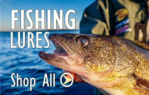 shop lures walleye
