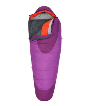 sleep bag kelty ladies