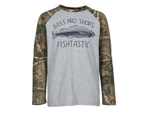 t-shirt kids fishtastic BPS