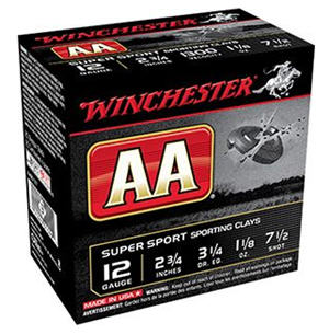 winchester sporting clay shotshells