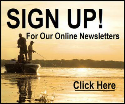 Bass Pro email sign-up