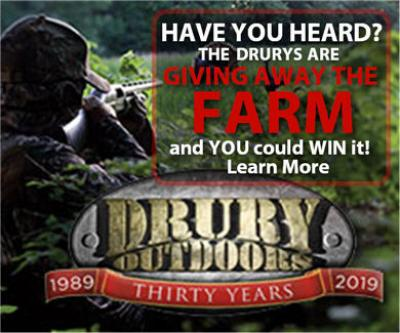 Drury Outdoors Giveaway 2019