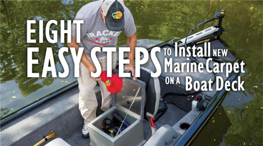 DIY Marine Carpet