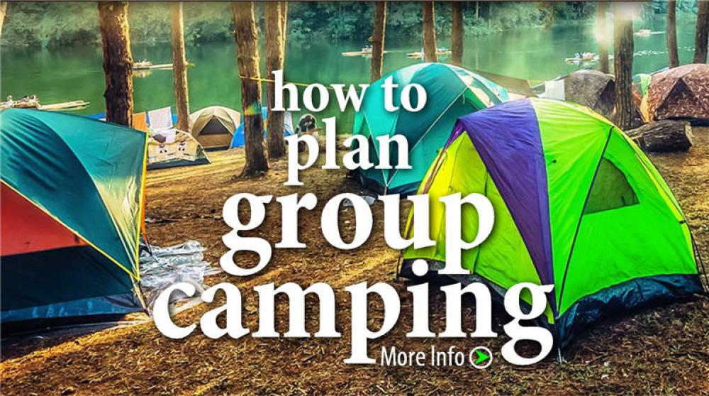Group Camping 791