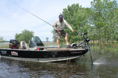News & Tips: Fishing 101: Reel Gear Ratios & Trolling Motor Thrust...