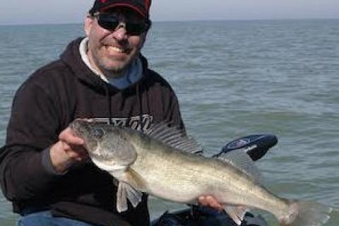 News & Tips: Summer Walleye: The Where & How of Trolling Bottom Bouncers & Spinners...
