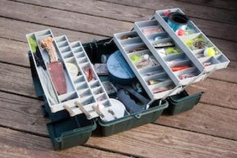 News & Tips: Staying Occupied in Wintertime: Organizing Fishing Tackle...