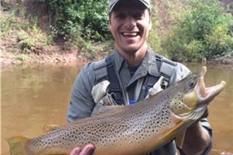 News & Tips: 3 Keys to Catching Trophy Brown Trout This Fall...