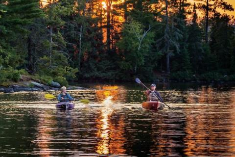 News & Tips: What Not to Wear in a Kayak: Fall and Winter Edition...