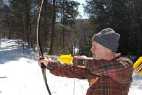 News & Tips: Traditional Archery: Pulling Your Weight...