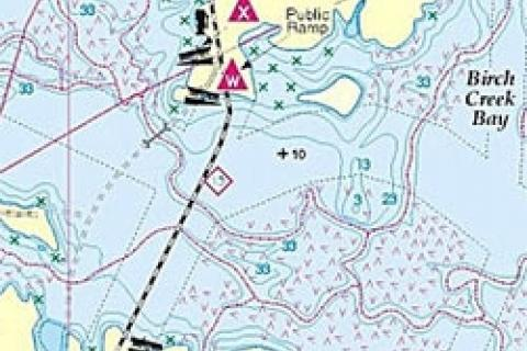 News & Tips: Understanding Hydrographic Maps for Fishing...