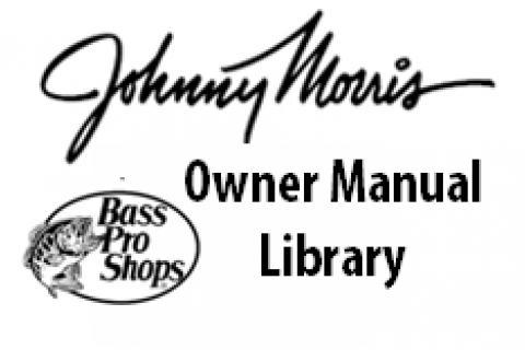 Array - owner manual library   johnny morris signature fishing reels   bass      rh   1source basspro com
