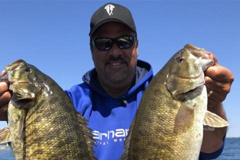 News & Tips: Zona's Best Heart-Stopping Smallmouth Fishing Trick (video)...