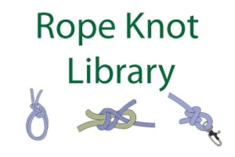 News & Tips: Rope Knot Library: How To Tie 11 Easy Rope Knots...