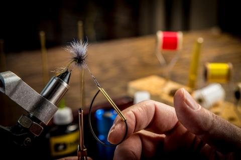 News & Tips: Get Started Fly Tying With This Equipment...