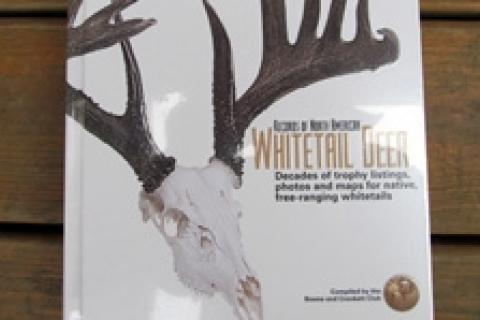 "News & Tips: Product Review: ""Records of North American Whitetail Deer"" Book..."