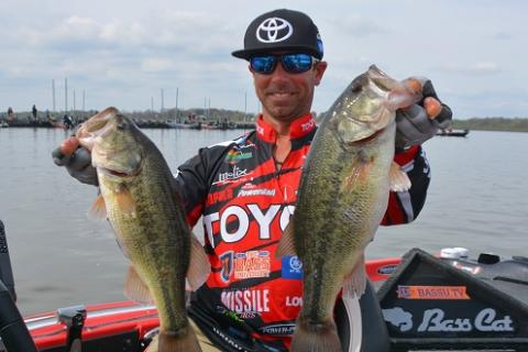 Pure Fishing Pro Mike Iaconelli by Pure Fishing Pro Mike Iaconelli...