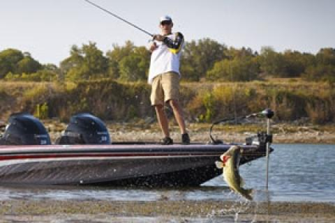 News & Tips: How to Get in on the Excitement of Jump Fishing...