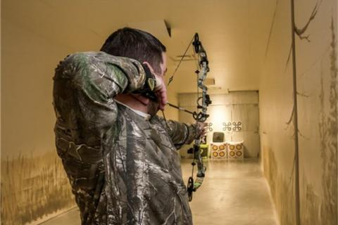 News & Tips: 5 Steps to Bow Shooting Basics: Stance & Grip Tactics (infographic + video)...