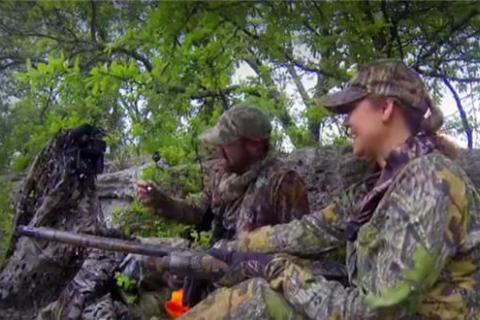 News & Tips: Kansas Turkey Hunt: Lindsey's Longbeard Plus Managing Food Plot Pests...