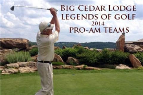 News & Tips: Pro-Am & Outdoor Experience: 2014 Big Cedar Lodge Legends of Golf...