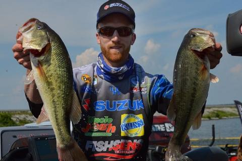 News & Tips: Pro Brandon Card Angler Answers Three Questions From Pros4- 1Source...