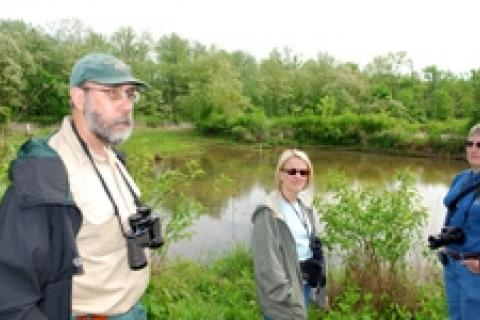 News & Tips: Walk With a Naturalist